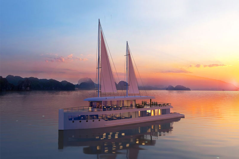Halong Sapphire Cruises One Day